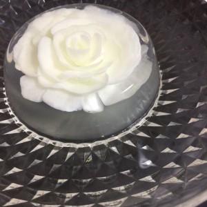 フラワーゼリー薔薇2