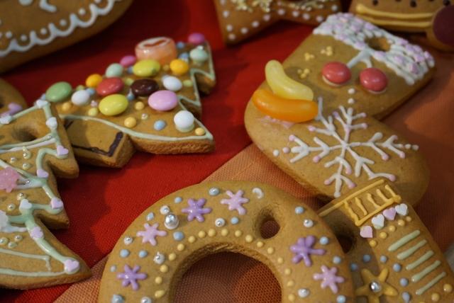 アイシングクッキー教室(体験教室)で作れるアイシングクッキーのイメージ画像 アイシングクッキーでイベントを盛り上げよう!【体験教室は東京からも通いやすく、アイシングクッキーはプレゼントにも最適!】