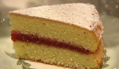 ②ビクトリアサンドイッチケーキ