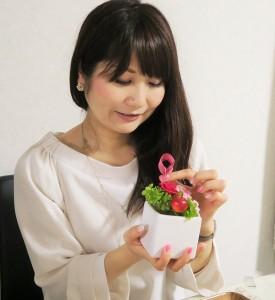 中川紀子さん