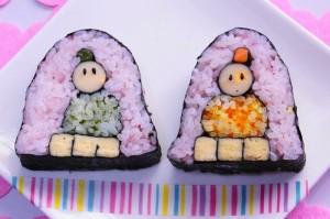 飾り巻き寿司1802