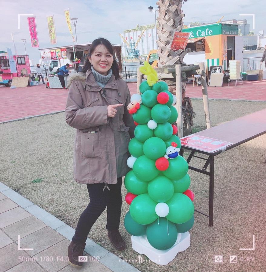 アティナ千葉みなとクリスマス2018 (2)