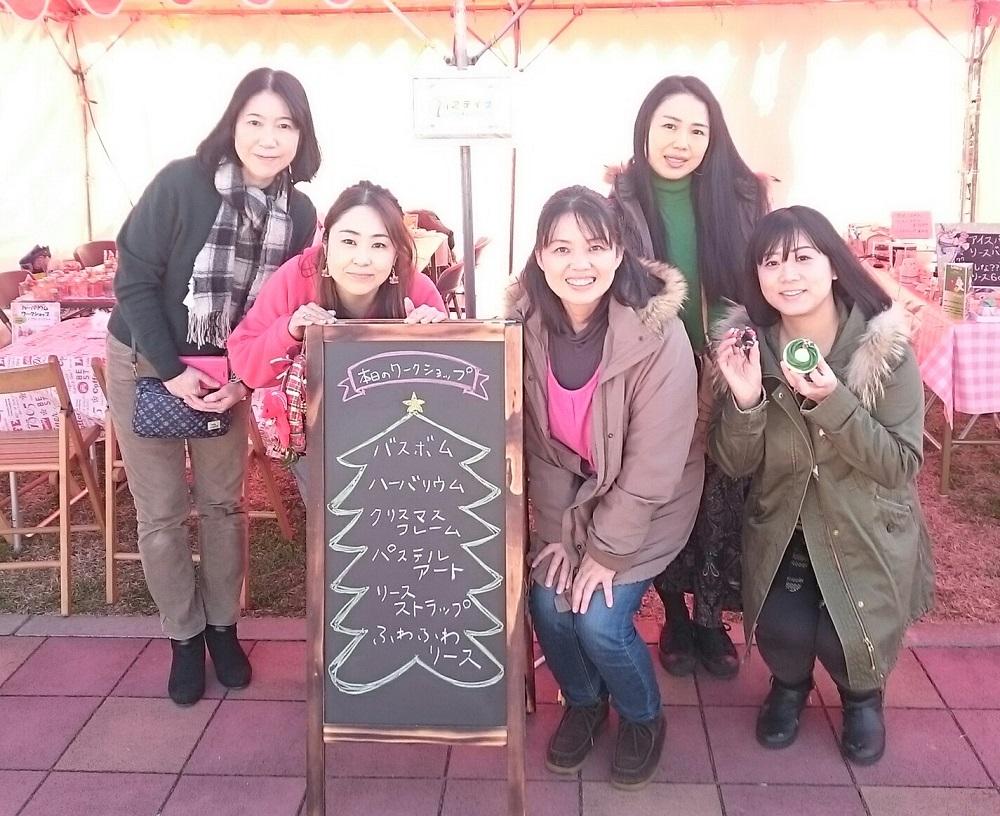 千葉クリスマスマーケットレポ191214 (2)